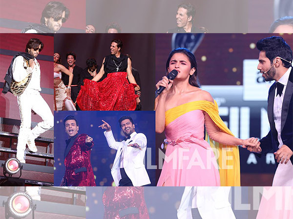 All the inside pictures from the 65th Amazon Filmfare Awards 2020