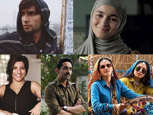 Winners of the 65th Amazon Filmfare Awards 2020