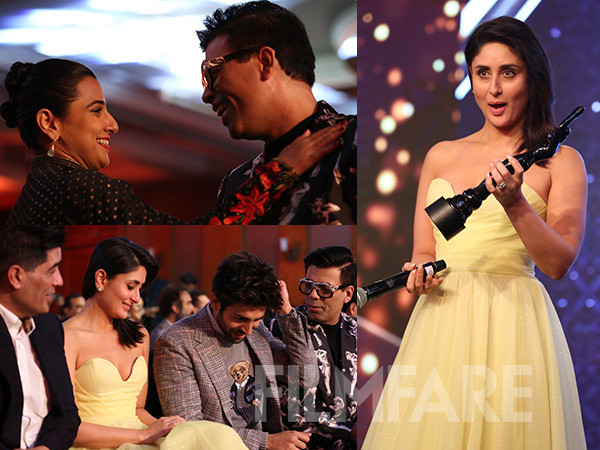 All the Inside Pictures from the 65th Amazon Filmfare Awards Curtain Raiser