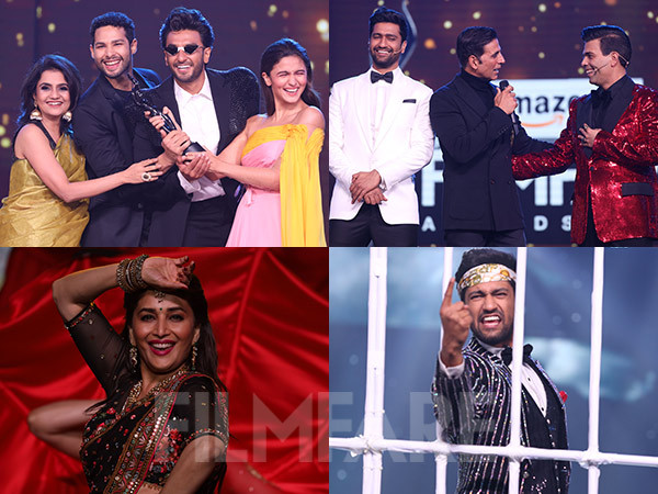 These inside pictures from the 65th Amazon Filmfare Awards are unmissable